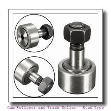 IKO CR18UU  Cam Follower and Track Roller - Stud Type
